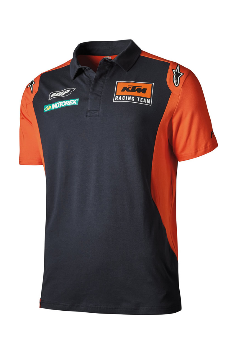 Remera Replica Team Polo 0