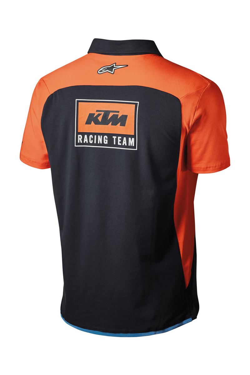 Remera Replica Team Polo 1